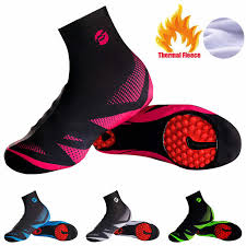 <b>2019 New</b> Winter Thermal Cycling Shoe Cover Sport <b>Fualrny</b> MTB ...