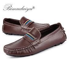 BIMUDUIYU Brand British Style Casual <b>Men</b> Loafers <b>Shoes</b> Fashion ...