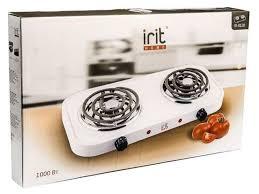 Купить <b>Настольная плита Irit IR</b>-8120 по цене 799.95 руб в ...