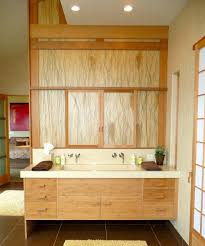 bamboo bathroom decor