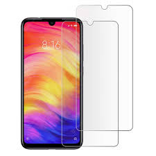 <b>Screen Protector for Xiaomi</b> Redmi Note 7 Transparent Screen ...