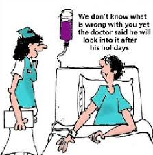 Funny Doctor Jokes. Short Doctors One-liners via Relatably.com