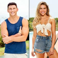 Bachelor in Paradise's Blake Releases His Texts With Caelynn
