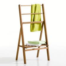 Porte-serviettes pliant en acacia Locuste <b>La Redoute</b> Interieurs | La ...