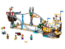 <b>Pirate</b> Roller Coaster 31084   Creator 3-in-1   Buy online at the ...