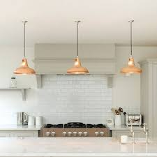 Light Pendants Kitchen Coolicon Industrial Pendant Light Polished Hanging Lights
