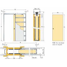 patio door standard sizes