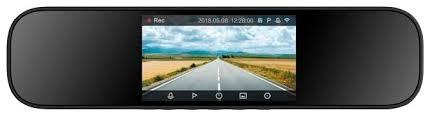 <b>Видеорегистратор Xiaomi</b> MiJia <b>Smart Rearview</b> Mirror — купить в ...