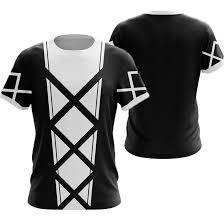 <b>YINUODAIL</b> T shirt Men and Women Tops T Shirt <b>Anime Bleach</b> ...