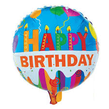 <b>Action</b>! <b>Шар фольгированный</b> Happy Birthday — купить в ...