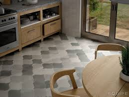 Gray Tile Kitchen Floor Download Neat Design Kitchen Tile Flooring Teabjcom