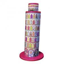 3D <b>Пазл Тула Мун</b> - Пизанская башня 216 деталей ...