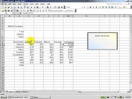excel 2003 how to score well on an excel assessment test excel 2003 how to score well on an excel assessment test