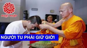 Image result for thay tu phai gioi image