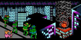 Image result for ninja turtles snes