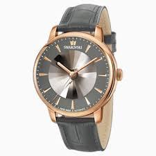 Atlantis Limited Edition Automatic <b>Men's</b> Watch, <b>Leather</b> strap, Gray ...
