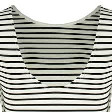 mm carolie long sleeve striped tee mm women clothes men at carolie long sleeve striped tee black white small