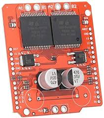ASHATA VNH2SP30 Large Current <b>Motor Driver</b> Board Stepper ...