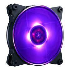 <b>Cooler Master MasterFan Pro</b> 120 Air Flow RGB Fan   Taipei For ...