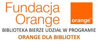 Znalezione obrazy dla zapytania fundacja orange dla bibliotek