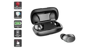 Kogan F2 True Wireless Earbuds with Metal Carry Case ... - Dick Smith