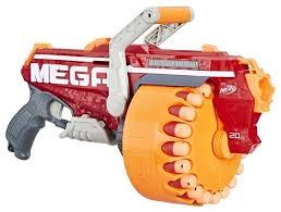Бластер <b>Nerf</b> Мега Мегалодон (E4217) — купить по выгодной ...