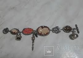 Викторианский браслет <b>Gem Kingdom</b> 925 серебро - «VIOLITY ...