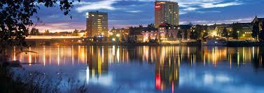 Umeå ist die Europäische Kulturhauptstadt 2014