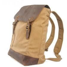 <b>Рюкзак Cozistyle Canvas Urban</b> Backpack Travel (темно-серый)