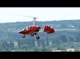 Image result for xenon iv gyrocopter