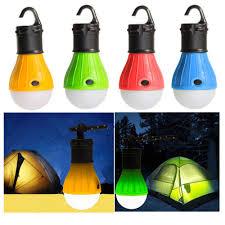 Mini Portable Lantern Tent <b>Light</b> LED Bulb <b>Emergency</b> Lamp ...