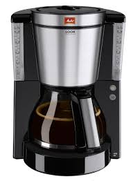 <b>Капельная кофеварка Melitta Look</b> IV DeLuxe, черный
