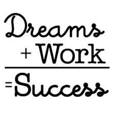 Dreams Work Success quote decals | Dezign With a Z