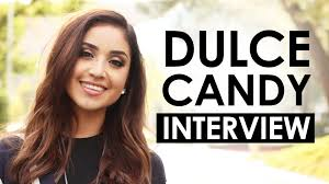 dulce candy interview on finding passion overcoming fear and dulce candy interview on finding passion overcoming fear and online video success