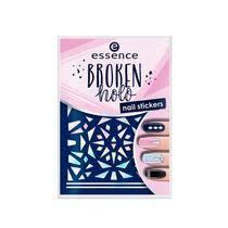 <b>Наклейки для ногтей</b> Essence <b>Broken</b> Holo 67 <b>наклейки</b> купить с ...