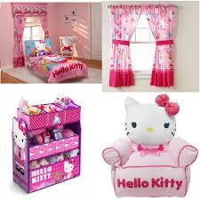 kids room kitty theme