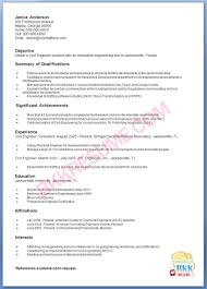 Cover Letter Sample Civil Engineering Job   Resume Maker  Create