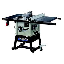 shop table saws at com delta 5000 series 15 amp 10 in carbide tipped table saw