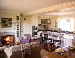 open concept kitchen and living room living01 ideas beautiful open living room