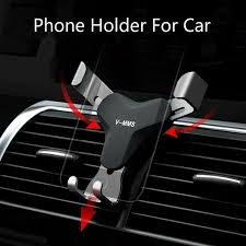 Gravity Bracket <b>Car Phone Holder</b> Flexible <b>Universal Car</b> Gravity ...