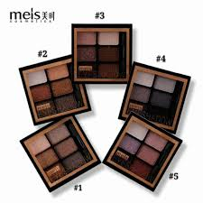 Ready Stock - <b>MEIS Brand Eye shadow</b> Professional Makeup 6 ...
