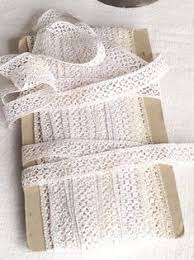 Antique Laces / Vintage Lace Trim <b>Off White</b> & Cream Needlepoint ...