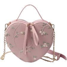 <b>2018</b> New Fashion Heart Shaped <b>women Handbags</b> Lolita small ...