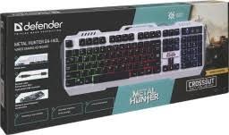 Купить <b>Клавиатура Defender Metal Hunter</b> игровая мембранная с ...