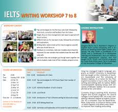 ielts writing to sydney language solutions ielts writing workshop 7 8
