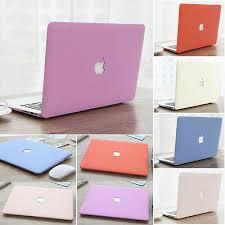 Cream Series Rubberized <b>Matte Hard Case for</b> MacBook Air Pro 11 ...
