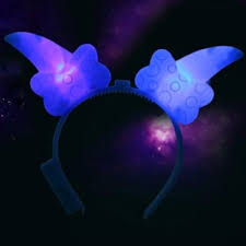 <b>Luminous</b> Sheep Horn Head Band <b>FLASHING</b>-$2.03 Online ...