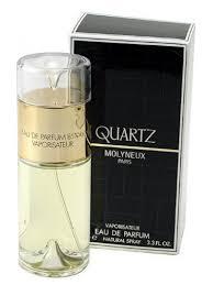 <b>Quartz Molyneux</b> perfume - a fragrance for women 1977