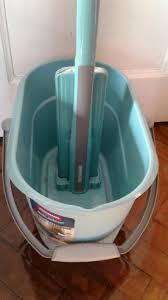 Обзор от покупателя на <b>Ведро для мытья полов</b> HAUSMANN 15 л ...