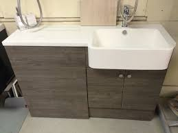 bathroom countertops integrated wash basins